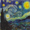 van gogh, starry starry night