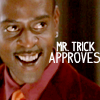 the Vera: btvs: mr trick approves