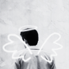 |528491| wishful feather ⇧: Castiel | On angel's wings