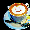 Charlene: Coffee - Smiley