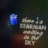 starman TARDIS