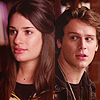 rachel and jesse {GLEE, hello