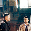 the only water in the forest is the river: [spn] dean/castiel | brothers in arms