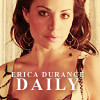 Erica Durance Daily