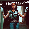 CSI: Sara What just happened?