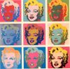 marilyn; andy warhol loves you