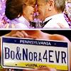 OLTL - Bora License Plate
