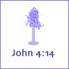 john 4, fountain, living water