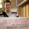 Tyler Lockwood [The Vampire Diaries]: Love in first sight or second