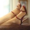 *heels