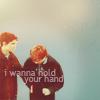 Moongirl: Luke/Noah Hold Your Hand.