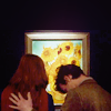 dw; eleven/amy: pile of good things