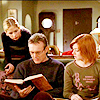 Giles/Buffy/Willow