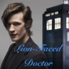 Lion-Faced Doctor-11th Doctor