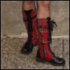 plaid_boots