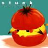 Stuck Pikachu
