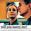 Duty & Devotion: ncis gibbs hollis marry me