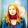 I'm just me: Amy Pond (Karen Gillian)