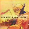 Zippit: fma - hawkeye - for king & country