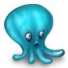Pacman Octopus