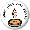 Kizzy: make pies!