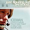 [gk] brad :: iceman doesn't get lost