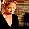 Dana: Buffy - Head bent in sadness [textless]