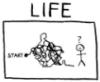 Life's a mess