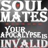 SPN - soulmates trump apocalypse