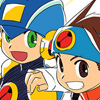[MegaMan Battle Network] Lan and MegaMan