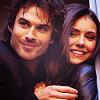 vampire diaries ian and nina