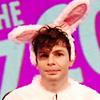 prone to mischief: NMTB Bunny!Simon