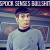 Spock senses