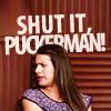 stakeit_uk: glee // shut it puckerman