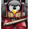 penguin, warhammer, space, marine