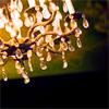boat girl: chandelier