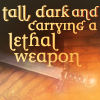 Demon's Lexicon: Tall & Dark