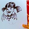 MJ: Abby : vampire!Abby