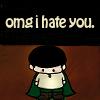 mordred hates you