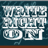 Write Right On