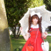 angelic pretty, red, lolita