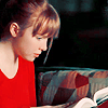 studying   reading
