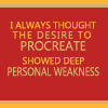 Glee: Procreate/Deep Personal Weakness