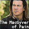 Jen: Leverage - MacGyver of Pain