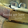 books are love