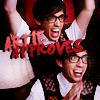 Cherrii: Glee - Artie Approves