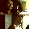 Bonnie/Damon - Bed