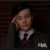 Kirk, FML, Glee
