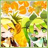 green+yellow mikus