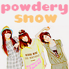 POWDERY SNOW rabu_parades graphic community